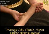 Guide massage japonais des pieds